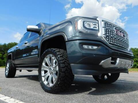 2017 GMC Sierra 1500 for sale at Used Cars For Sale in Kernersville NC