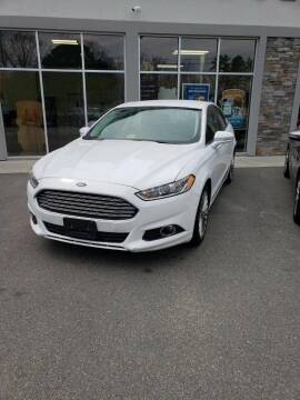 2016 Ford Fusion for sale at Dunn-Rite Auto Group in Kilmarnock VA