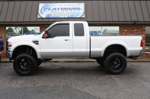 2010 Ford F-250 Super Duty for sale at Platinum Auto World in Fredericksburg VA