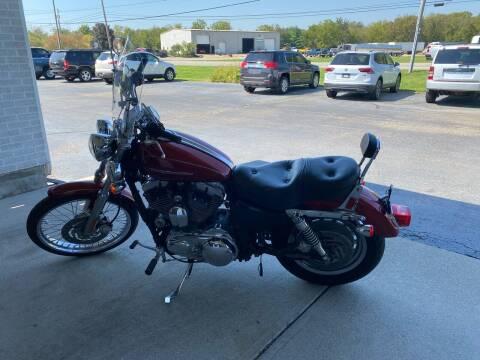 2006 Harley-Davidson Sportster for sale at Wendell Greene Motors Inc in Hamilton OH
