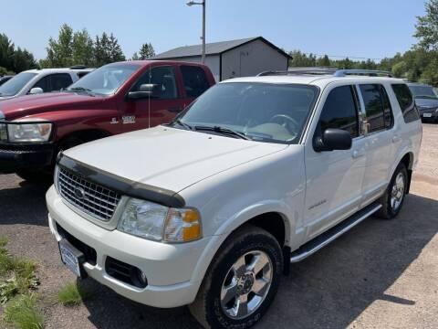 2004 Ford Explorer for sale at Al's Auto Inc. in Bruce Crossing MI