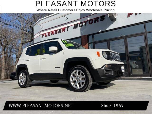 2017 Jeep Renegade for sale at Pleasant Motors in New Bedford MA