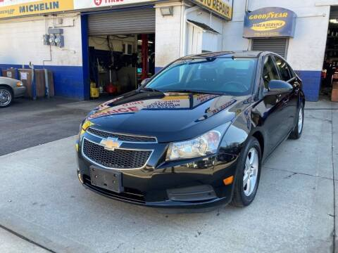2014 Chevrolet Cruze for sale at US Auto Network in Staten Island NY