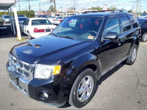 2010 Ford Escape for sale at Wilson Investments LLC in Ewing NJ
