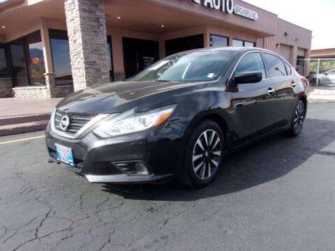 2018 Nissan Altima for sale at Lakeside Auto Brokers in Colorado Springs CO