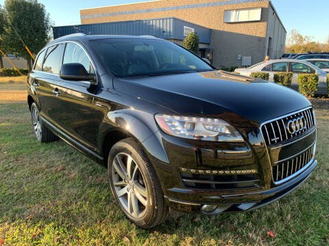 2015 Audi Q7 for sale at Essen Motor Company, Inc in Lebanon TN