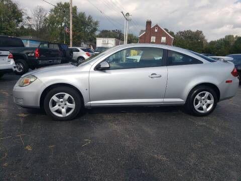 2009 Pontiac G5 for sale at COLONIAL AUTO SALES in North Lima OH