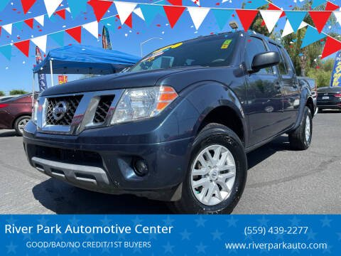 2015 Nissan Frontier for sale at River Park Automotive Center in Fresno CA