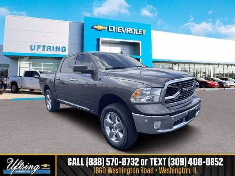 2018 RAM Ram Pickup 1500 for sale at Gary Uftring's Used Car Outlet in Washington IL