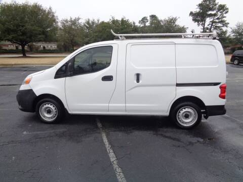 2015 Nissan NV200 for sale at BALKCUM AUTO INC in Wilmington NC