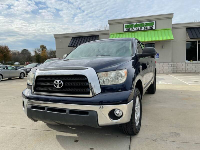 2007 Toyota Tundra for sale at Cross Motor Group in Rock Hill SC