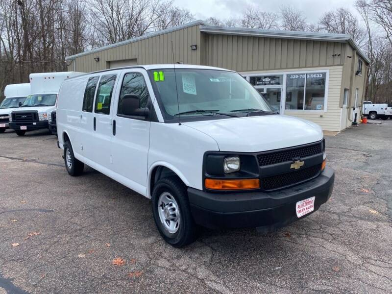 2011 Chevrolet Express Cargo for sale at Auto Towne in Abington MA