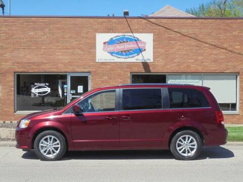 2020 Dodge Grand Caravan for sale at Eyler Auto Center Inc. in Rushville IL
