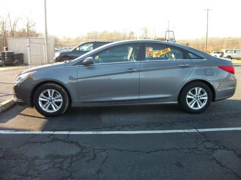 2011 Hyundai Sonata for sale at Lentz's Auto Sales in Albemarle NC