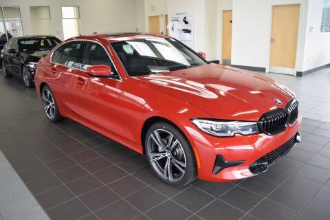 2021 BMW 3 Series for sale at BMW OF NEWPORT in Middletown RI