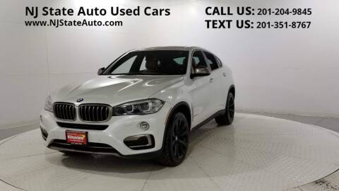 2017 BMW X6 for sale at NJ State Auto Auction in Jersey City NJ