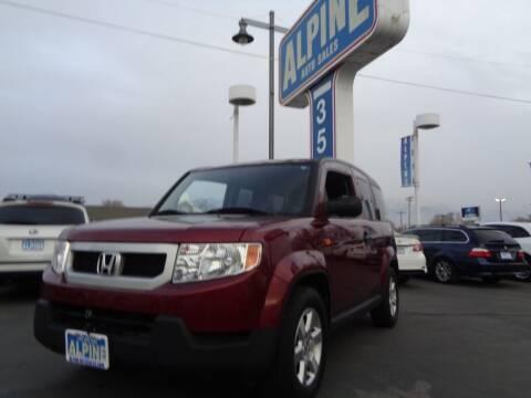 2011 Honda Element for sale at Alpine Auto Sales in Salt Lake City UT