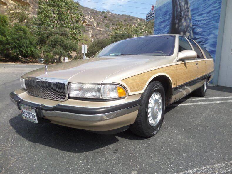 1996 Buick Roadmaster for sale in Laguna Beach, CA