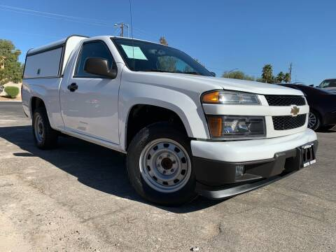 2012 Chevrolet Colorado for sale at Boktor Motors in Las Vegas NV