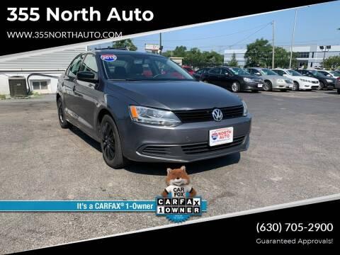2013 Volkswagen Jetta for sale at 355 North Auto in Lombard IL