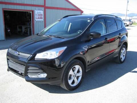 2016 Ford Escape for sale at Stateline Auto Sales in Post Falls ID