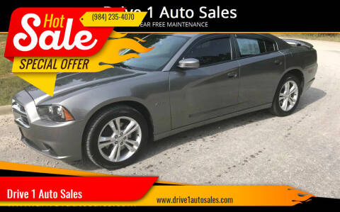 2011 Dodge Charger for sale at Drive 1 Auto Sales in Wake Forest NC