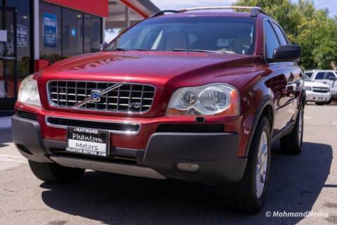 2005 Volvo XC90 for sale at Phantom Motors in Livermore CA