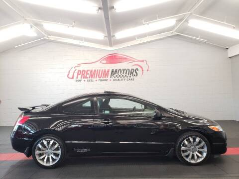 2009 Honda Civic for sale at Premium Motors in Villa Park IL