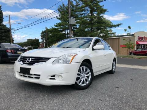 2010 Nissan Altima for sale at Keystone Auto Center LLC in Allentown PA