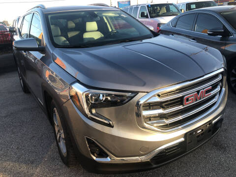 2018 GMC Terrain for sale at Auto Access in Irving TX