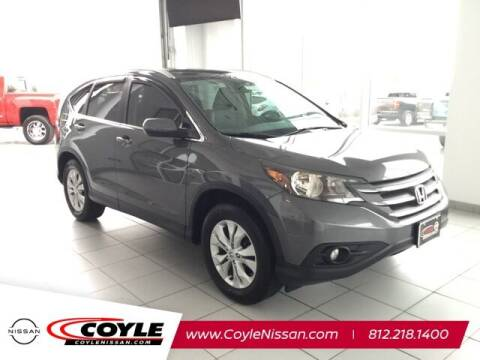 2014 Honda CR-V for sale at COYLE GM - COYLE NISSAN - Coyle Nissan in Clarksville IN