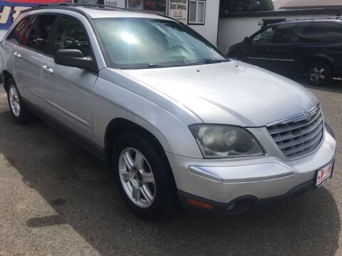2005 Chrysler Pacifica for sale at J and H Auto Sales in Union Gap WA