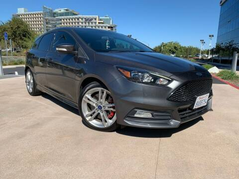 2015 Ford Focus for sale at San Diego Auto Solutions in Escondido CA