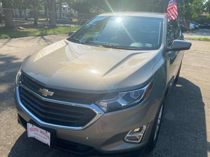 2019 Chevrolet Equinox for sale at Hilton Motors Inc. in Newport News VA
