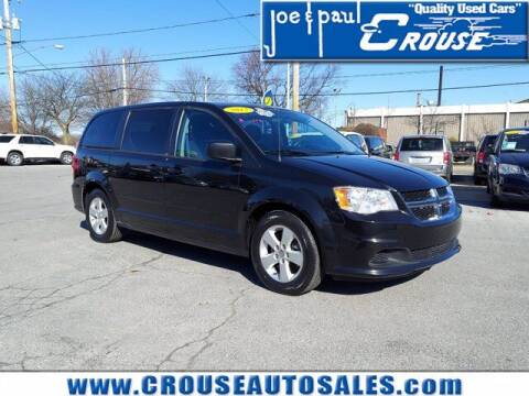 2013 Dodge Grand Caravan for sale at Joe and Paul Crouse Inc. in Columbia PA