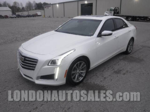 2017 Cadillac CTS for sale at London Auto Sales LLC in London KY