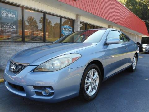 2007 Toyota Camry Solara for sale at Super Sports & Imports in Jonesville NC
