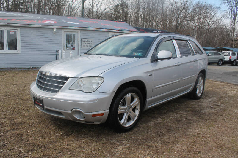 2008 Chrysler Pacifica for sale at Manny's Auto Sales in Winslow NJ