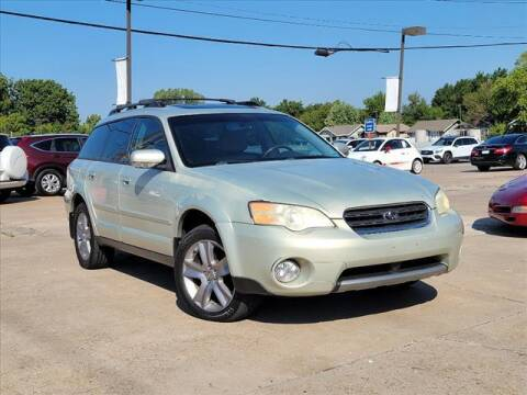 2007 Subaru Outback for sale at KC MOTORSPORTS in Tulsa OK