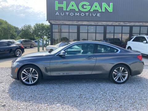 2016 BMW 4 Series for sale at Hagan Automotive in Chatham IL