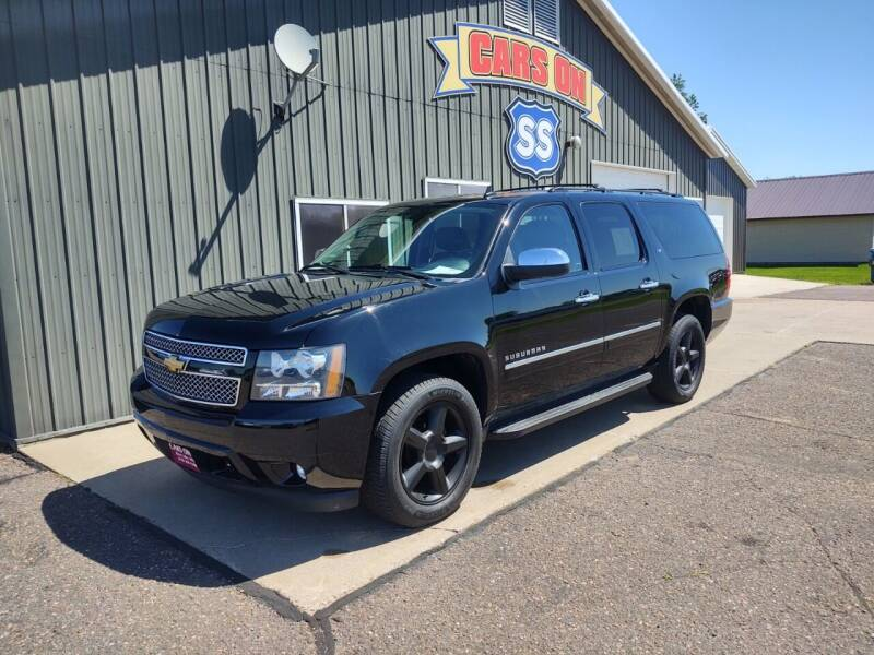 2013 Chevrolet Suburban for sale at CARS ON SS in Rice Lake WI