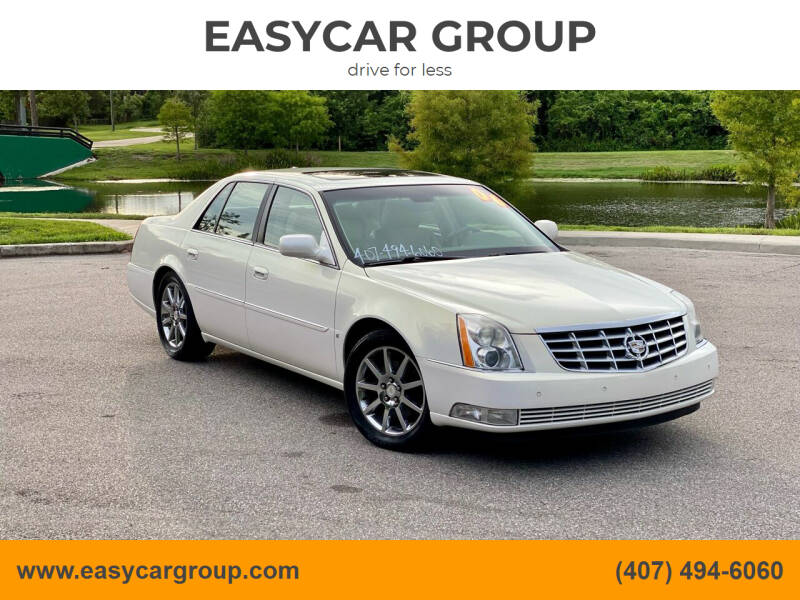 2006 Cadillac DTS for sale at EASYCAR GROUP in Orlando FL