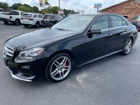 2014 Mercedes-Benz E-Class for sale at Modern Automotive in Boiling Springs SC