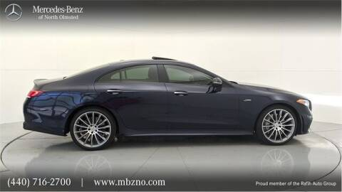 2019 Mercedes-Benz CLS for sale at Mercedes-Benz of North Olmsted in North Olmsted OH