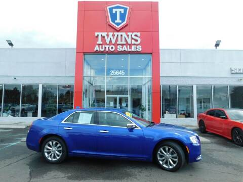 2019 Chrysler 300 for sale at Twins Auto Sales Inc Redford 1 in Redford MI