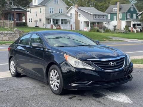 2011 Hyundai Sonata for sale at MZ Auto in Winchester VA