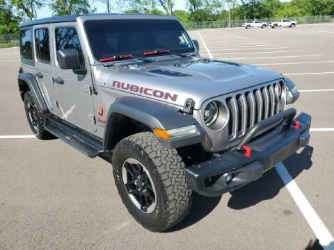 2018 Jeep Wrangler Unlimited for sale at CON ALVARO ¡TODOS CALIFICAN!™ in Columbia TN