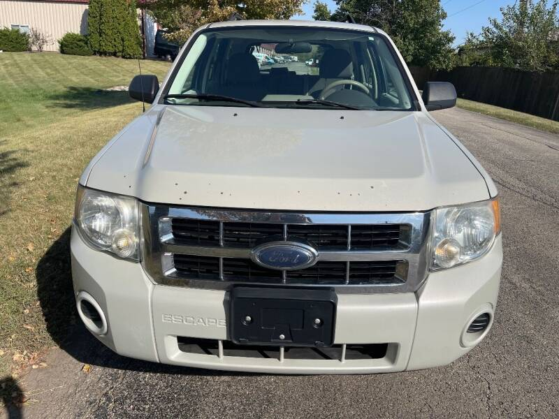 2008 Ford Escape for sale at Luxury Cars Xchange in Lockport IL