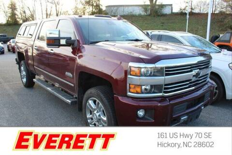 2016 Chevrolet Silverado 2500HD for sale at Everett Chevrolet Buick GMC in Hickory NC