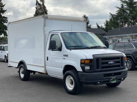 2014 Ford E350 for sale at Lux Motors in Tacoma WA